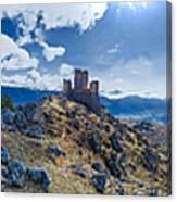 Rocca Calascio Canvas Print