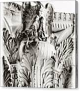 Rocco Eagle Canvas Print