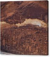 Rochester Creek Panel Canvas Print