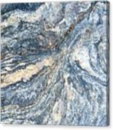 Rock Abstract Canvas Print
