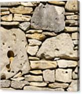 Rock Architecture Four Canvas Print