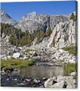 Rock Creek Hike Canvas Print