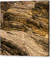 Rock Cropping Canvas Print