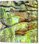 Rock Formation, Wv Canvas Print