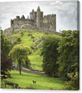 Rock Of Cashel Cashel County Tipperary Canvas Print