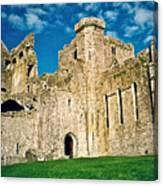 Rock Of Cashel Ireland Canvas Print