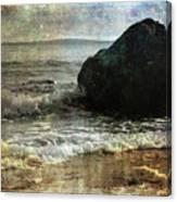 Rock Steady Canvas Print