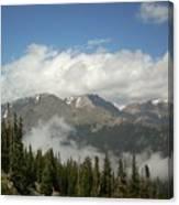 Rockies 1 Canvas Print