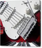 Rock'n Roller Coaster Aerosmith Canvas Print