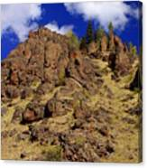 Rocky Butte Canvas Print