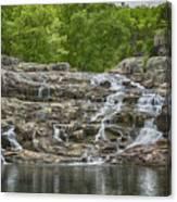Rocky Falls Ozark National Scenic Riverways Dsc02788 Canvas Print