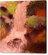 Rocky Mist Canvas Print