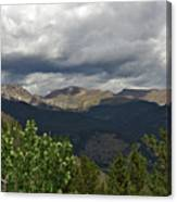Rocky Mountain National Park 2 Canvas Print