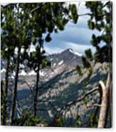 Rocky Mountain National Park 3 Canvas Print