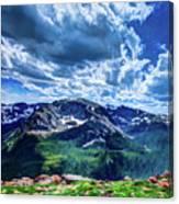 Rocky Mountain National Park I Canvas Print