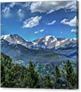 Rocky Mountain National Park IIi Canvas Print