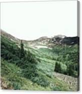 Rocky Mountain Vibes Canvas Print