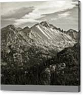 Rocky Mountain Wonders Canvas Print
