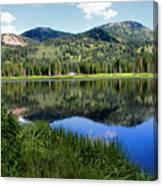 Rocky Mountains Majesty Canvas Print