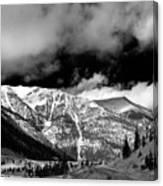 Rocky Mountian High Canvas Print