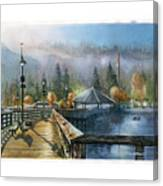 Rocky Point Park Canvas Print