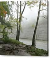 Rocky River #2 Canvas Print