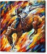 Rodeo - Dangerous Games Canvas Print