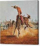 Rodeo Canvas Print
