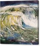 Rogue Wave Canvas Print