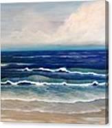 Roll Tide Canvas Print