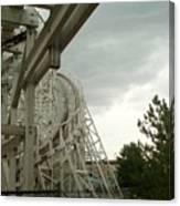 Roller Coaster 5 Canvas Print