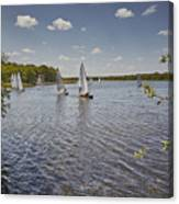 Rollesby Broad Canvas Print