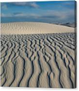 Rolling Dunes Canvas Print