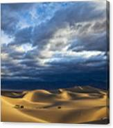 Rolling Sand Dunes Canvas Print