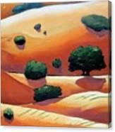Rolling Trip Panel IIi Canvas Print