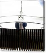 Rolls Royce 2 Canvas Print