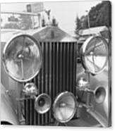 Rolls Royce A1 Used Car Canvas Print