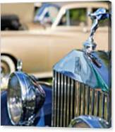 Rolls-royce Canvas Print