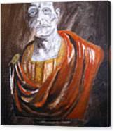 Roman Emperor Canvas Print