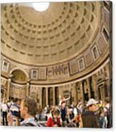 Roman Pantheon Canvas Print