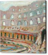 Roman Relicts 15 Canvas Print