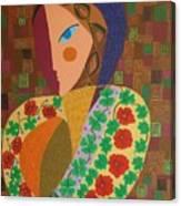 La Blouse Roumaine Canvas Print