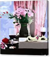 Romance In The Afternoon 2 Canvas Print