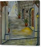 Romantic Vision Canvas Print