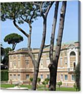 Rome Museum Canvas Print