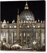 Rome Vatican Canvas Print