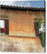 Rome Windows Canvas Print