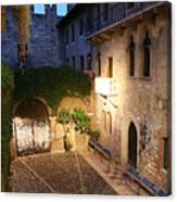 Romeo And Juliet 2 Canvas Print