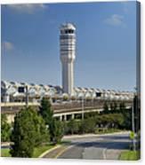 Ronald Reagan National Airport Canvas Print