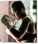 Ronda Rousey Mma Canvas Print